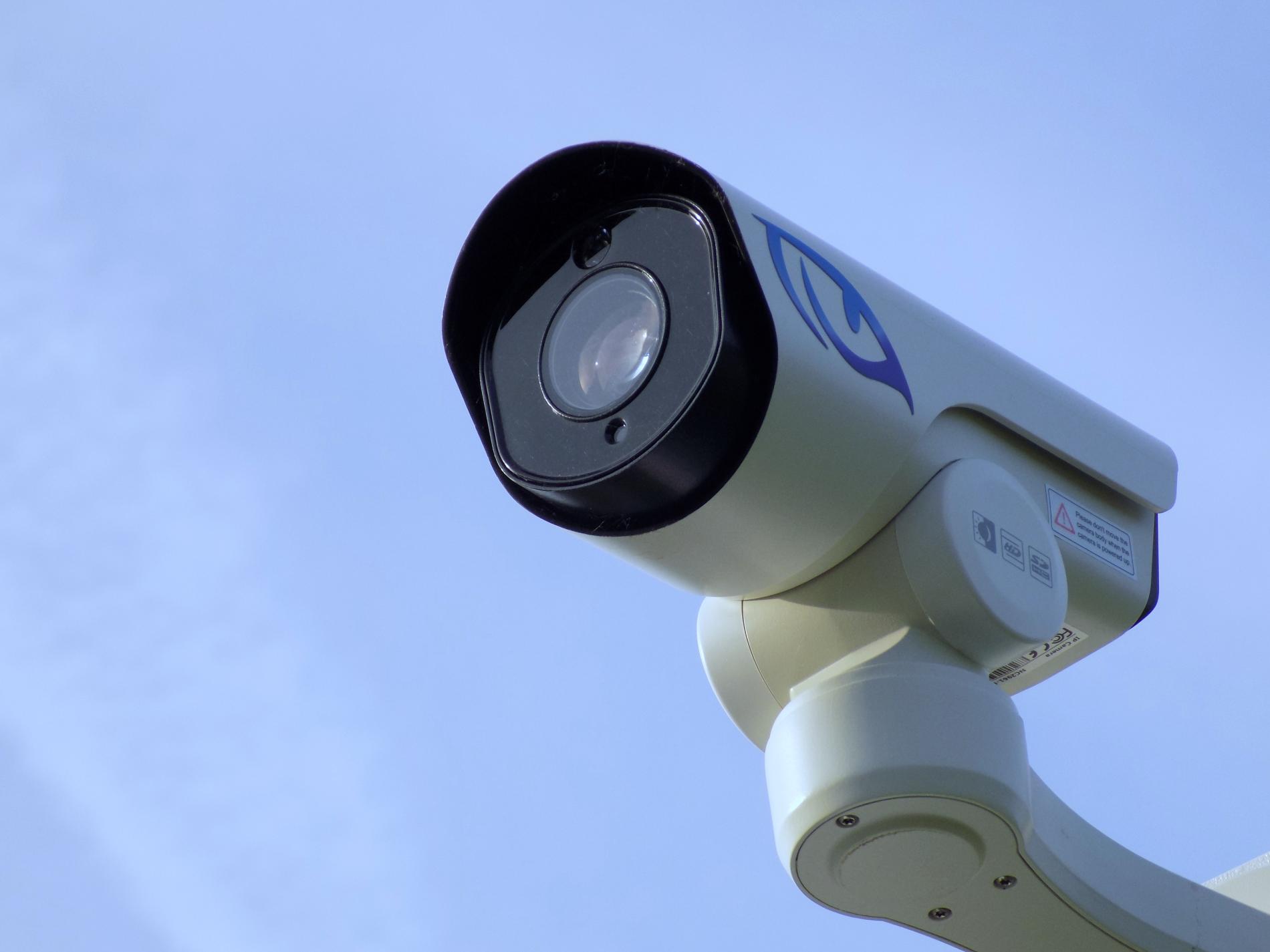 Camera videosurveillance TELWAN